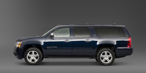 Chevrolet Suburban Reviews / Specs / Pictures