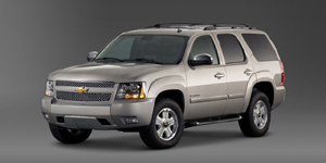 2008 Chevrolet Tahoe Reviews / Specs / Pictures