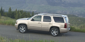 2009 Chevrolet Tahoe Reviews / Specs / Pictures