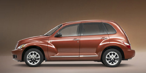 2008 Chrysler PT Cruiser Reviews / Specs / Pictures