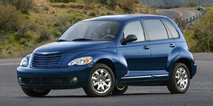 2009 Chrysler PT Cruiser Reviews / Specs / Pictures