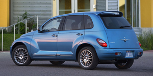 2010 Chrysler PT Cruiser Reviews / Specs / Pictures
