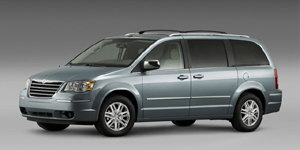 2008 Chrysler Town & Country Reviews / Specs / Pictures