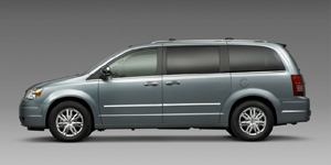 2010 Chrysler Town & Country Reviews / Specs / Pictures