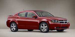 2008 Dodge Avenger Pictures