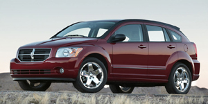2007 Dodge Caliber Pictures