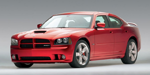2008 Dodge Charger Pictures