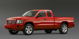 2008 Dodge Dakota Reviews / Specs / Pictures