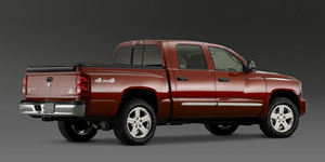 2009 Dodge Dakota Reviews / Specs / Pictures