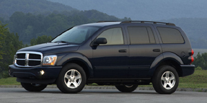 2004 Dodge Durango Reviews / Specs / Pictures