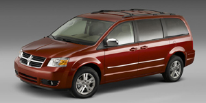 2008 Dodge Grand Caravan Reviews / Specs / Pictures