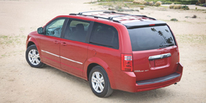 2009 Dodge Grand Caravan Reviews / Specs / Pictures