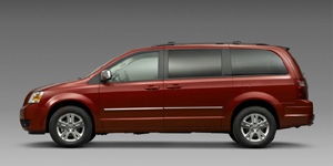 Dodge Grand Caravan Reviews / Specs / Pictures