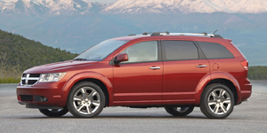 2009 Dodge Journey Pictures
