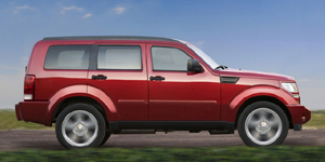 2008 Dodge Nitro Reviews / Specs / Pictures