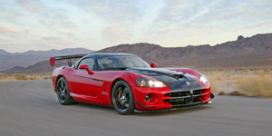 2009 Dodge Viper Reviews / Specs / Pictures