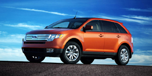 2008 Ford Edge Reviews / Specs / Pictures
