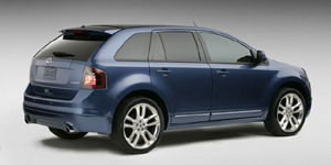 2009 Ford Edge Pictures