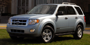 2008 Ford Escape Reviews / Specs / Pictures