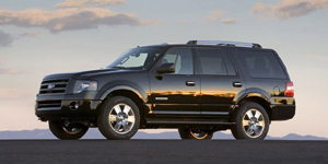 2008 Ford Expedition Pictures