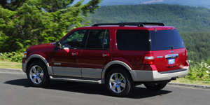 2009 Ford Expedition Pictures