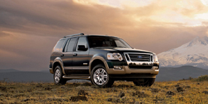 2006 Ford Explorer Reviews / Specs / Pictures