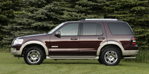 2007 Ford Explorer Reviews / Specs / Pictures
