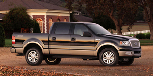 2004 Ford F150 Reviews / Specs / Pictures