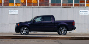2008 Ford F150 Reviews / Specs / Pictures