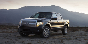 2009 Ford F150 Reviews / Specs / Pictures
