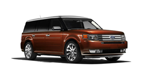 2009 Ford Flex Reviews / Specs / Pictures
