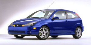 2004 Ford Focus Pictures