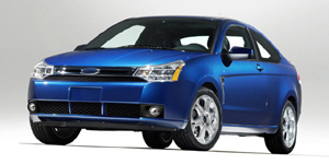 2008 Ford Focus Reviews / Specs / Pictures