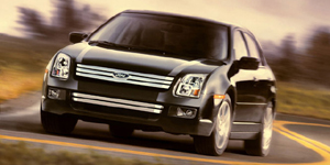 2006 Ford Fusion Reviews / Specs / Pictures