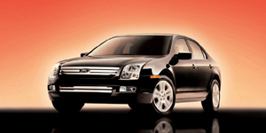 2007 Ford Fusion Reviews / Specs / Pictures