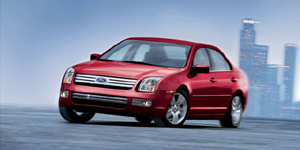2008 Ford Fusion Reviews / Specs / Pictures