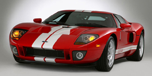 2005 Ford GT Reviews / Specs / Pictures