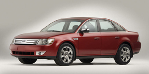 2008 Ford Taurus Reviews / Specs / Pictures