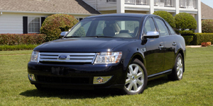 2009 Ford Taurus Pictures