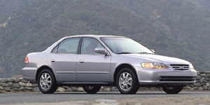 2002 Honda Accord Pictures