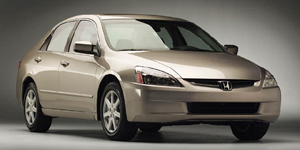 2003 Honda Accord Reviews / Specs / Pictures