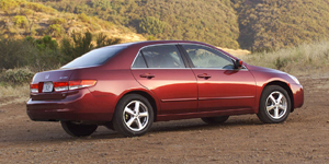 2004 Honda Accord Reviews / Specs / Pictures