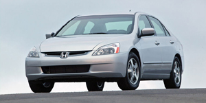 2005 Honda Accord Reviews / Specs / Pictures