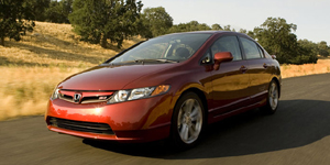 2007 Honda Civic Reviews / Specs / Pictures