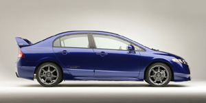 2008 Honda Civic Reviews / Specs / Pictures