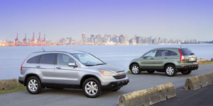 2007 Honda CR-V Reviews / Specs / Pictures