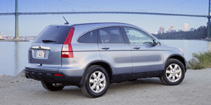 2008 Honda CR-V Reviews / Specs / Pictures