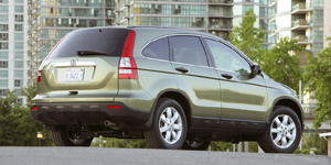 2009 Honda CR-V Reviews / Specs / Pictures