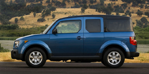 2008 Honda Element Reviews / Specs / Pictures
