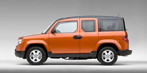 2009 Honda Element Reviews / Specs / Pictures